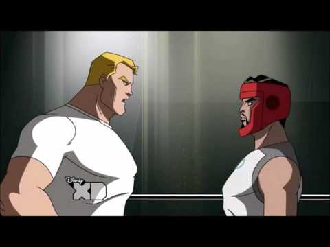 Avengers Earth's Mightiest Heroes: funny moment part 3