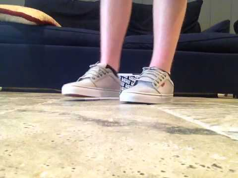 Vans Boots On Feet