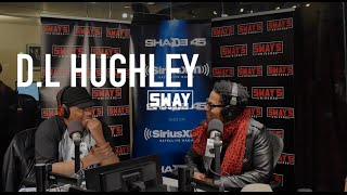 D.L. Hughley Goes Wild! Hilarious Take on Presidential Race, D