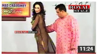 Hot Deedar , Nasir Chinyoti & Sajan Abbas , Best Pakistani Punjabi Stage Drama Clip HD 2015