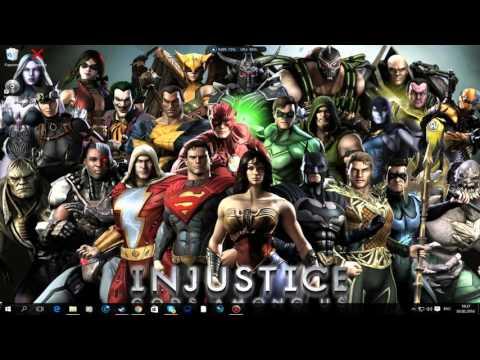 Injustice: Gods Among Us скачать торрент игру на PC