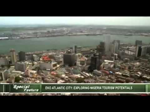 EKO ATLANTIC CITY EXPLORING NIGERIA TOURISM POTENTIALS 1