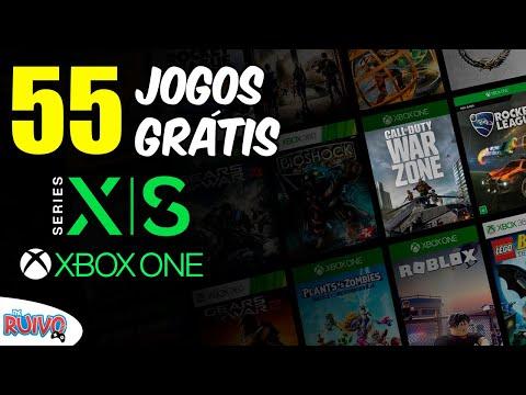 55 JOGOS GRÁTIS para Xbox One e Xbox Series X e S (LINKS DE DOWNLOAD)
