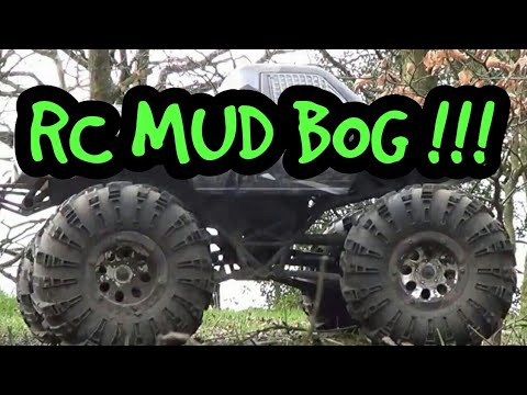 MUD TRUCKS RC MUD BOG - RC MUD TRUCK - LETS GET DIRTY !!