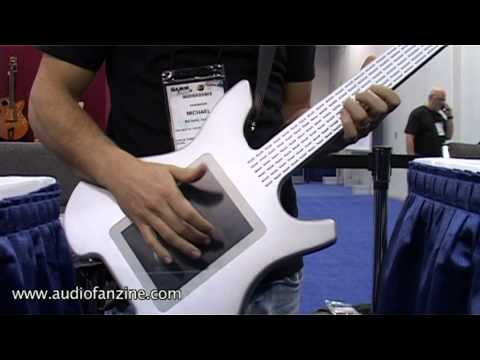 Misa Digital Kitara Video Demo [NAMM 2011]