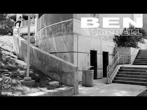 Ben Campbell | Next New Wave