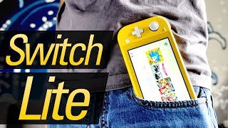 Nintendo Switch Lite Review -- Serious Gaming Value!