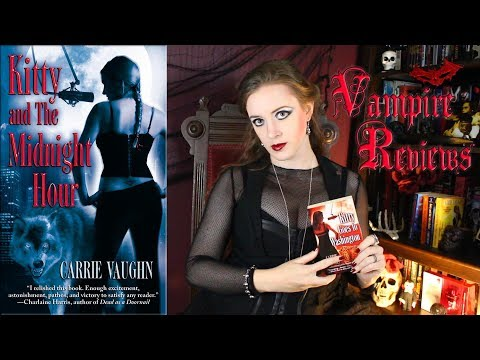 Vampire Reviews: Kitty and the Midnight Hour