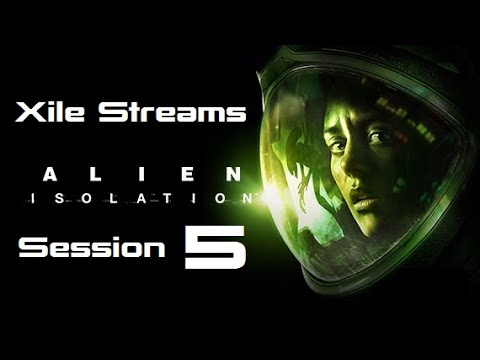 Alien: Isolation Session 5