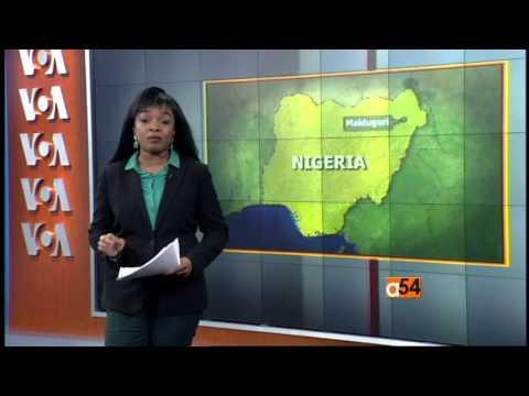 Nigeria Suicide Bombing Attack
