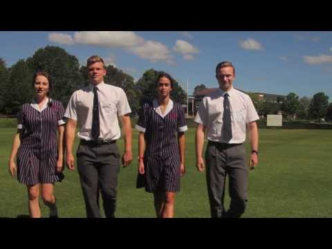 Barker School Captains Introduction 2013