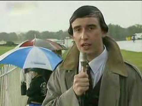 Alan Partridge At The Races