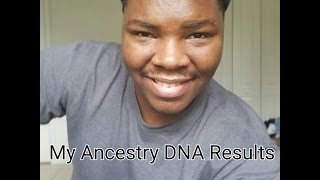 My Ancestry DNA Results Are In!!! (Ancestry.com)