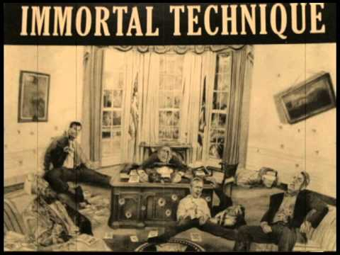 Immortal Technique Ft Isaac Hayes - Industrial Revolution (Remix)