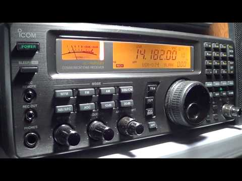 4Z4UR israel amateur radio station on 20 meters