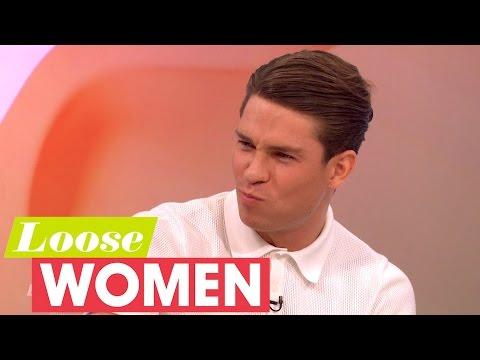 Joey Essex On Trying Hard At School | Loose Women