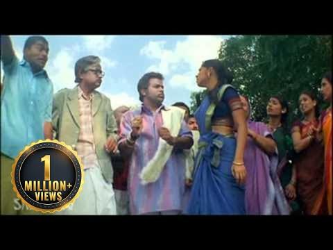 Hilarious Marathi Scene - Bharat Jadhav Meets Siddharth Jadhav - Bakula Namdev Ghotale video