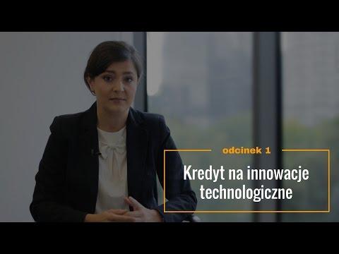 """Dotacje Na Innowacje Z Crido Taxand: Odcinek 1 """"Kredyt Na Innowacje Technologiczne"""""""