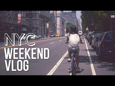 ✂ NYC Weekend Vlog + Travel Guide