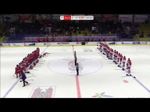 Хоккеистки России заставили смолкнуть трибуны, освистывающие российский гимн  Женский МЧМ 2017