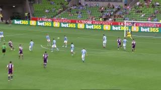 A-League 2018/19: Round 21 - Melbourne City FC v Perth Glory Full Game