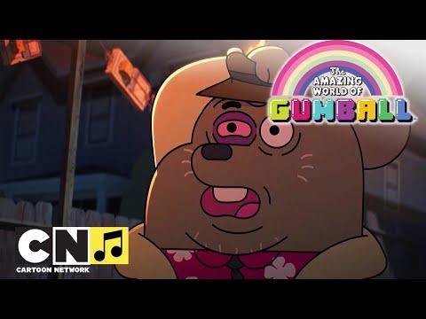 Караоке ♫ Удивительный мир Гамбола ♫ Человек-вредитель ♫ Cartoon Network