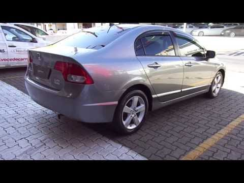 Honda New Civic LXS 1.8 16v (Flex)  2008