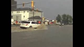 July 20th - Fort St. John Flash Flood