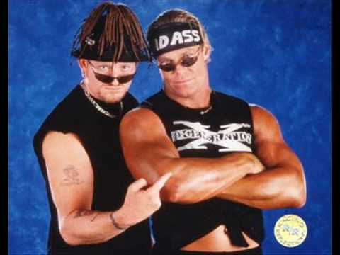 WWE - New Age Outlaws Theme