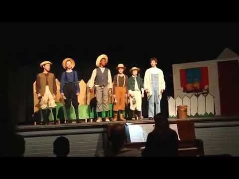 Gratifaction - Tom Sawyer - Moorestown Friends School 7th Grade Intensive Learning 2014