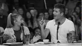 Demi Lovato & Simon Cowell - You