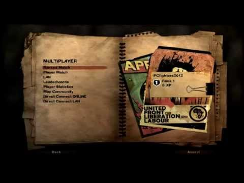 Far Cry 2 Online key. Multiplayer Activation