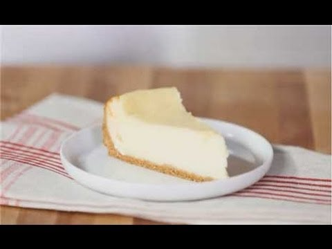 How to know when cheesecake is done baking youtube Channel 7 better homes and gardens recipes