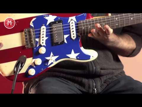 Fender Wayne Kramer Signature Strat im Test auf MusikMachen.de