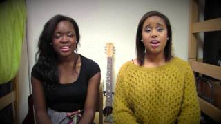 """Ty&Kae - """"His Eye is on the Sparrow"""" (Cover)"""