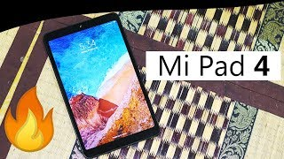 Mi Pad 4 - Best Budget Android Tablet!