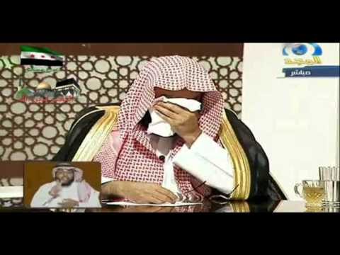 SHAYKH CRIES !!! see CORRECTION in description area !!! Burma Somalia Ramdan 2012