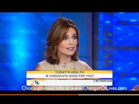 Healthy Chocolate Benefits