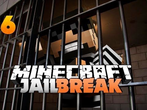 Minecraft JAIL BREAK S2E6 AUCTION HOUSE OP