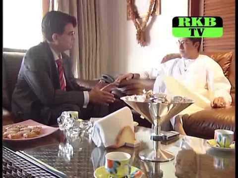 RAJ THACKERAY ON RKB SHOW IN HINDI : READY TO FIGHT ANYONE FOR...