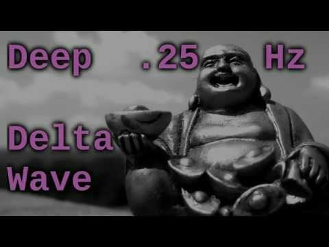 12 Hours Deep Delta Wave .25 Hz Binaural Beat For Extreme Meditation
