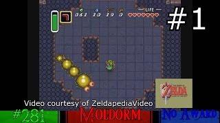 Top 288 Legend of Zelda Bosses Part 1 / 10 (#288 - 271)