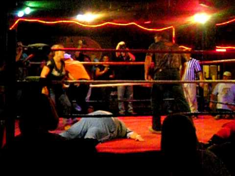 Lizard Lick Towing & Recovery (Amy laying the smack down)