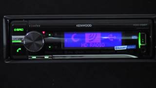 Kenwood KDC-X997 - Out Of The Box