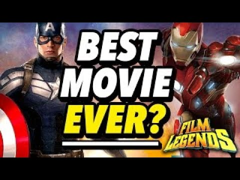 Is Captain America: Civil War the Best Ever?! | Film Legends