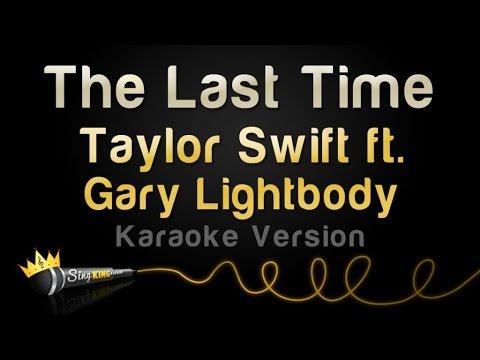 Taylor Swift ft. Gary Lightbody (Karaoke Version)