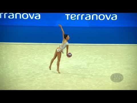 FILIORIANU Ana Luiza (ROU) - 2017 Rhythmic Worlds, Pesaro (ITA) - Qualifications Ball