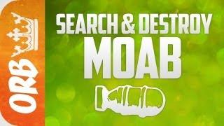 MW3: Search & Destroy MOAB on Terminal - HOLY B@LLZ (1080p)