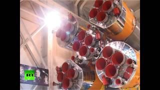 Ракету «Союз-2.1а» подготовили к запуску