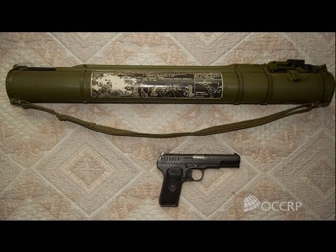Black Market Arms for the War in Ukraine